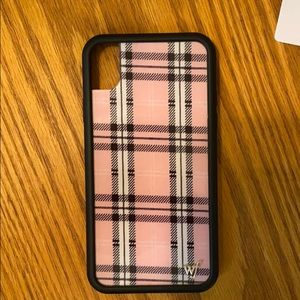 Wildflower Case for iPhone XR
